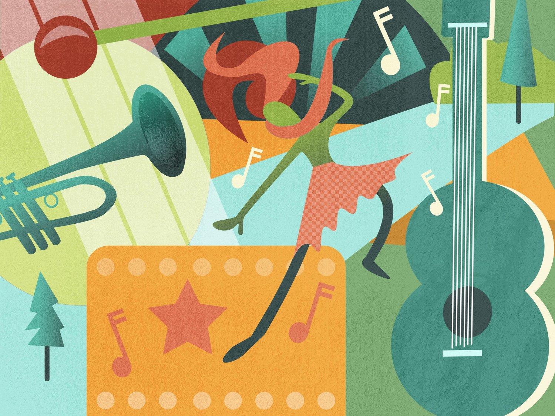 เสียงเพลง